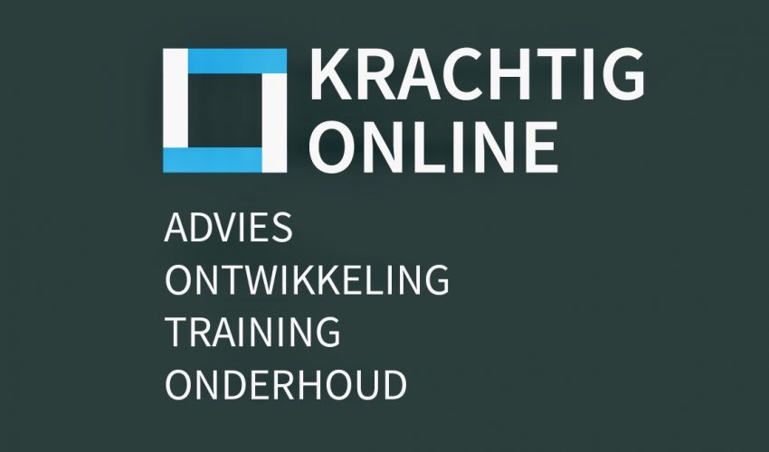 krachtig on line